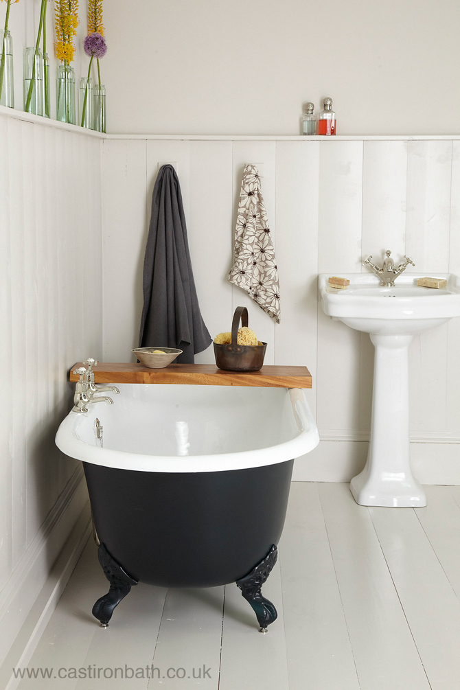 A Perfect Cast Iron Bath For Small Bathrooms The Petite Millbrook Cast Iron Bath Companycast