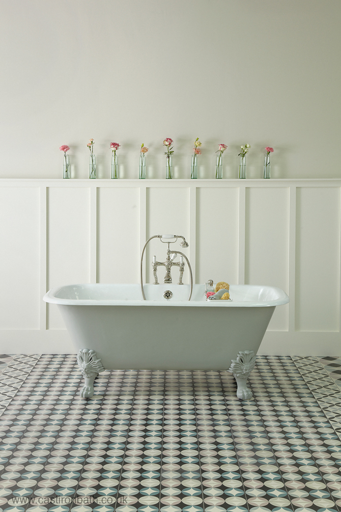 Marazion by The Cast Iron Bath Company