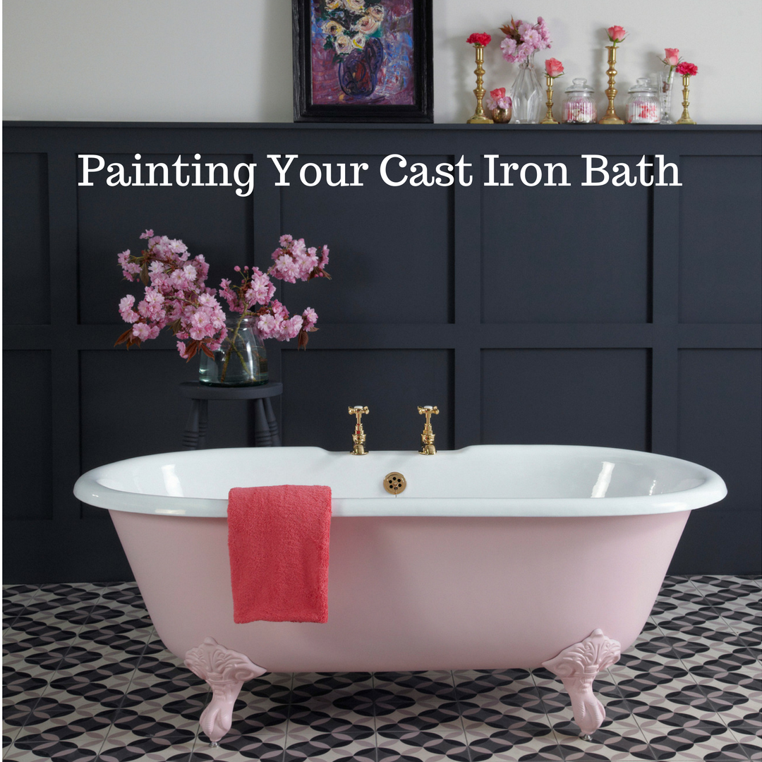 Painting Your Cast Iron Bath Cast Iron Bath Companycast