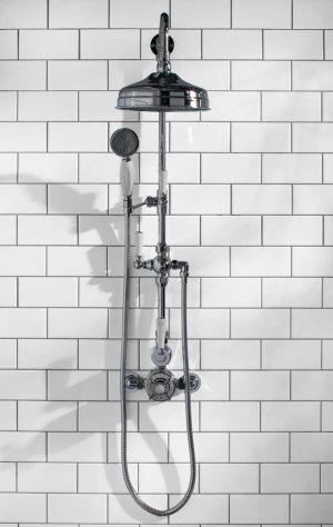 Calder Exposed Shower Valve Kit 6