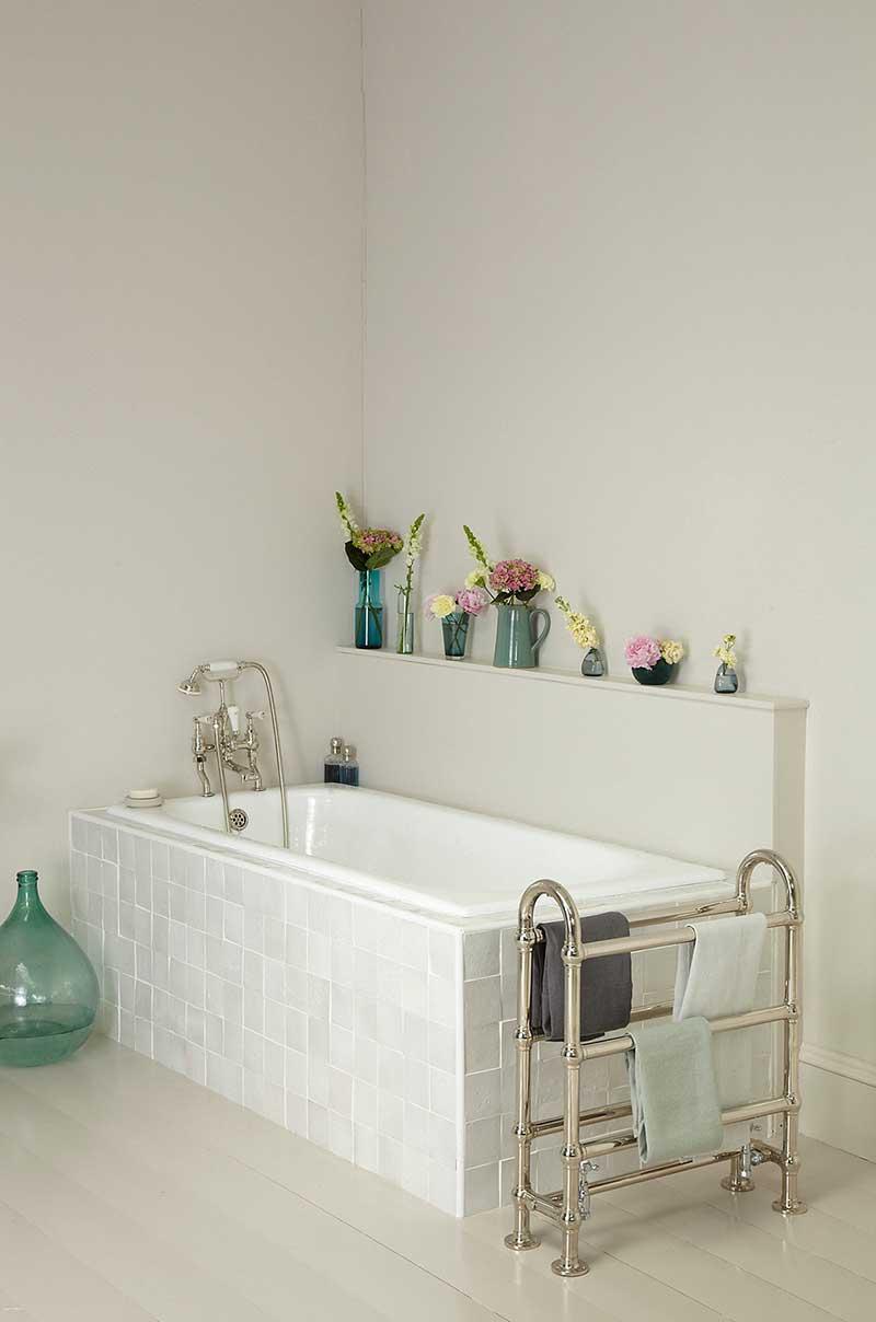 The Thurlestone Cast Iron Bath | Enamelled Cast Iron bath