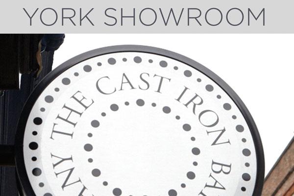 The Cast Iron Bath Company York Showroom