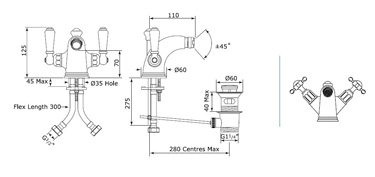 Specification drawing for - 3676