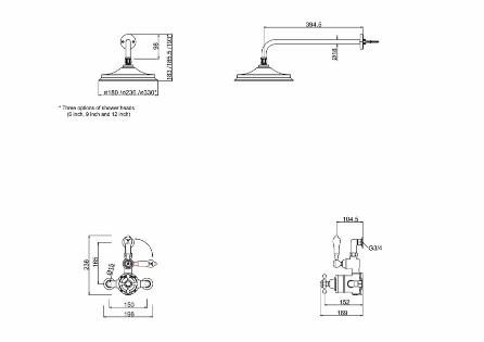 Specification drawing for - AF1S-V60
