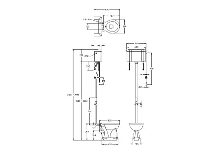 Specification drawing for - P2C5T30