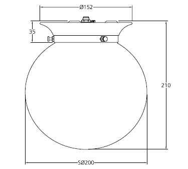 Specification drawing for - LB4003